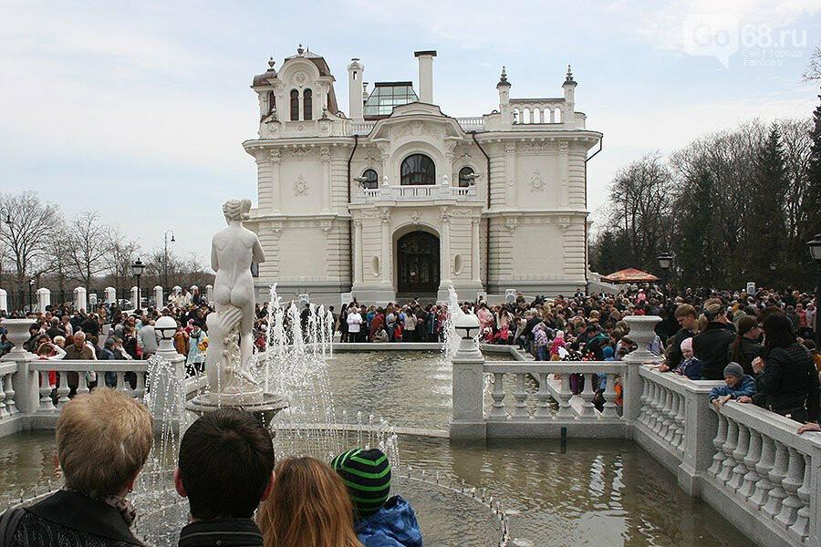В Тамбове перенесли открытие фонтана в «Усадьбе Асеевых», фото-1