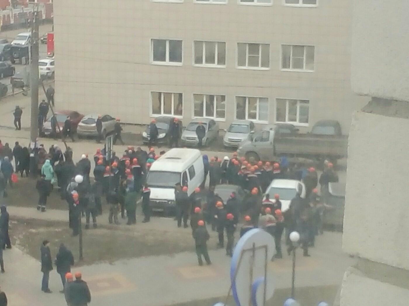 В Тамбове эвакуировали завод «Комсомолец» после сообщения о бомбе, фото-1