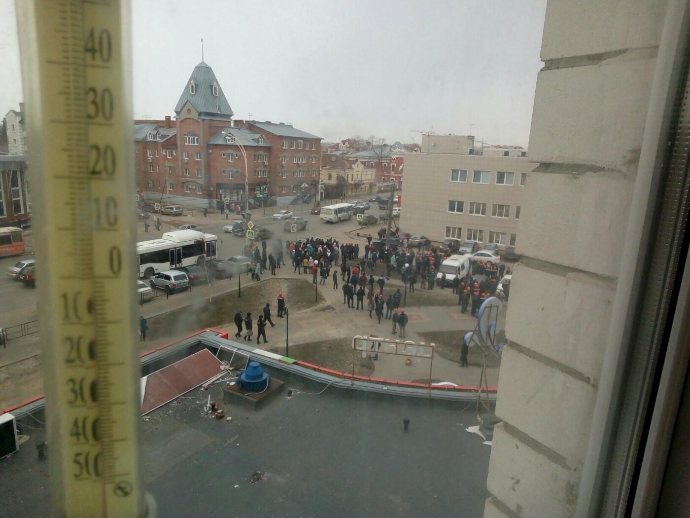 В Тамбове эвакуировали завод «Комсомолец» после сообщения о бомбе, фото-3