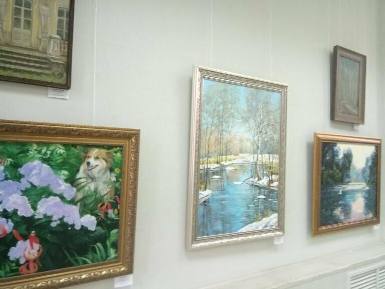 В Тамбове открыли выставку «Весеннее настроение», фото-1