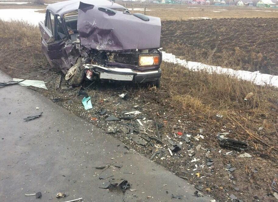 Пьяный тамбовчанин устроил ДТП на трассе: погиб человек, фото-1