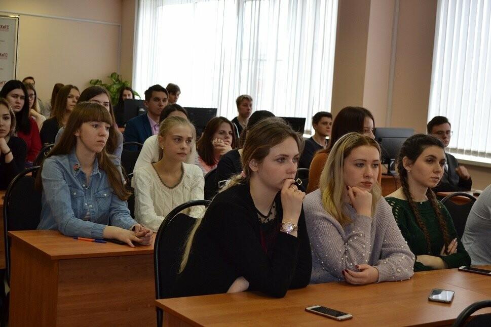В Тамбовском филиале РАНХиГС выступила президент областной торгово-промышленной палаты, фото-1