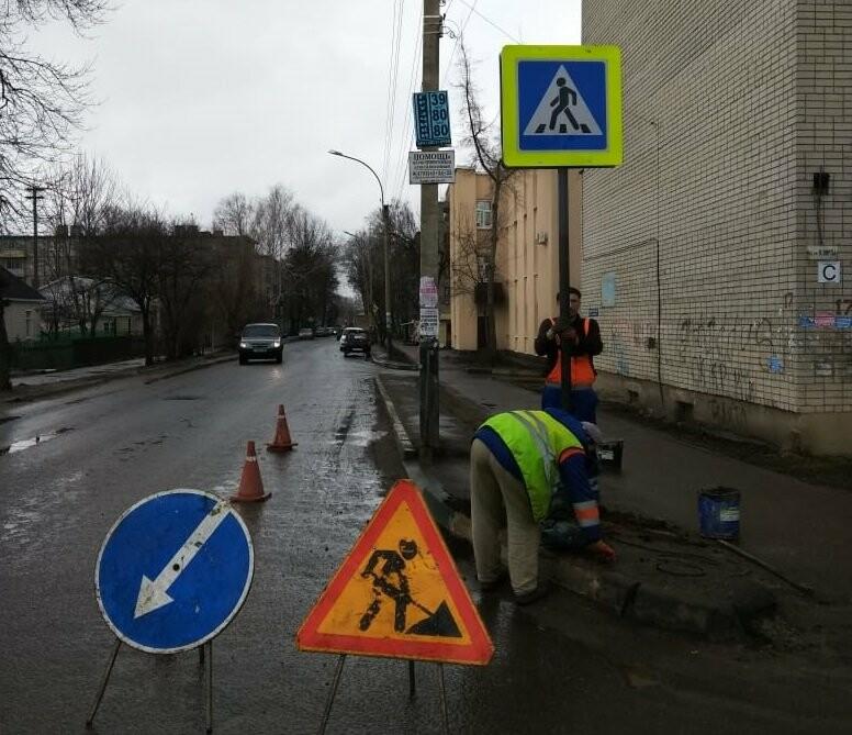 В Тамбове передвинут пешеходный переход от «кольца» на бульваре Энтузиастов, фото-2