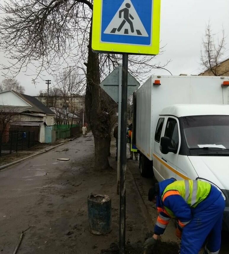 В Тамбове передвинут пешеходный переход от «кольца» на бульваре Энтузиастов, фото-3