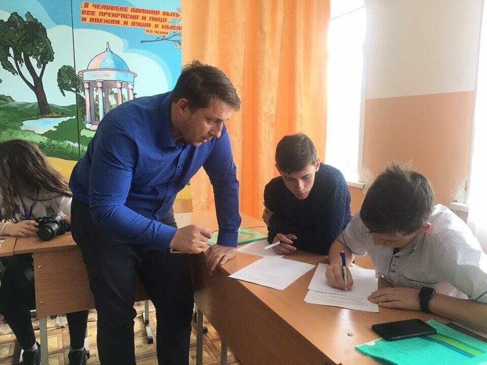 Представители Тамбовского филиала РАНХиГС приняли участие в молодежном форуме «Старт», фото-1