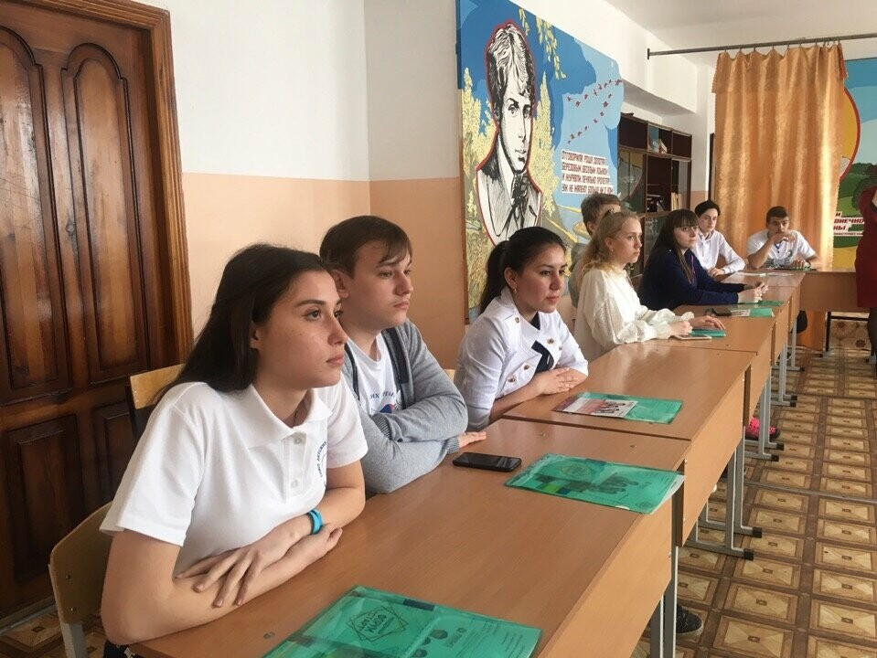 Представители Тамбовского филиала РАНХиГС приняли участие в молодежном форуме «Старт», фото-2