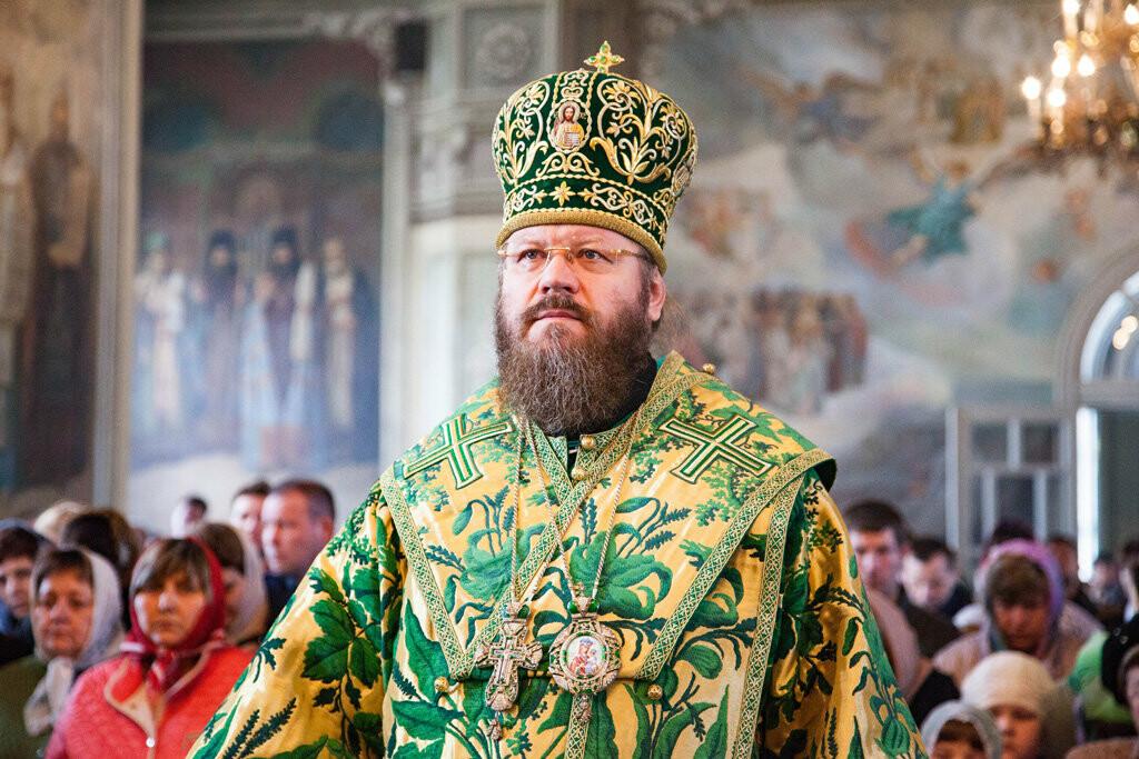 Православные тамбовчане встретили Вербное воскресенье , фото-1