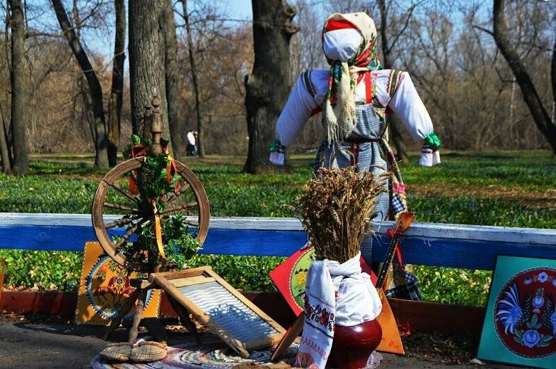 Фотообзор: праздник первоцвета в Знаменке, фото-13