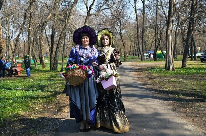 Фотообзор: праздник первоцвета в Знаменке, фото-11