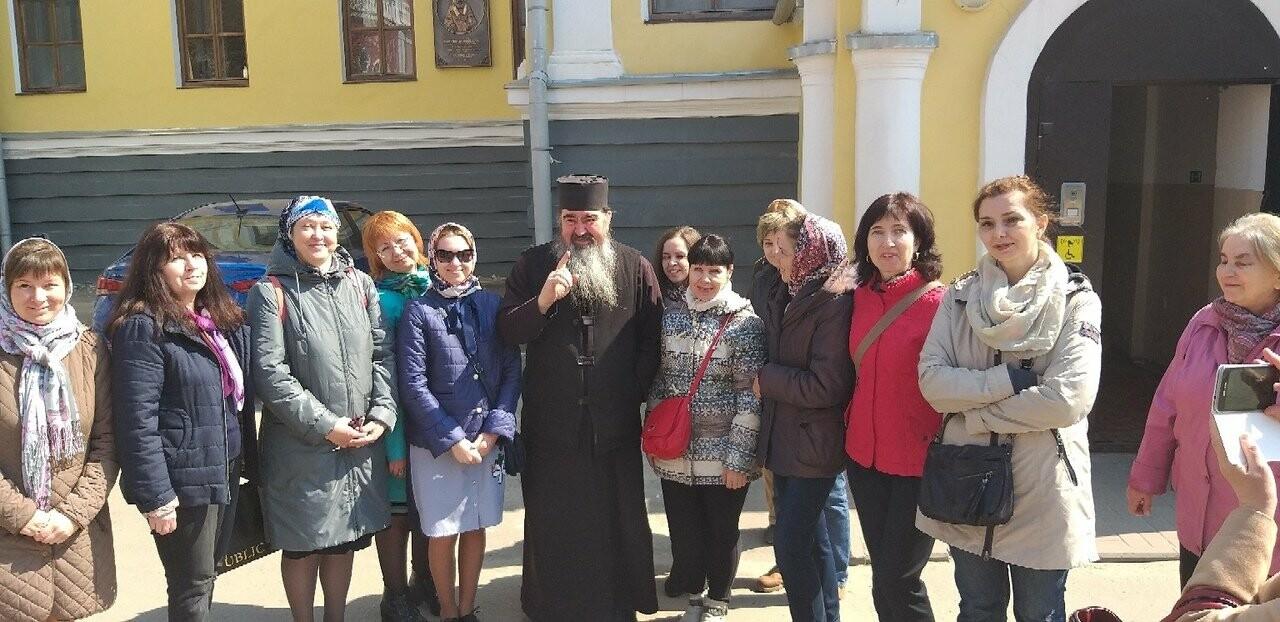 «Экскурсионный выходной» в Казанском монастыре, фото-11
