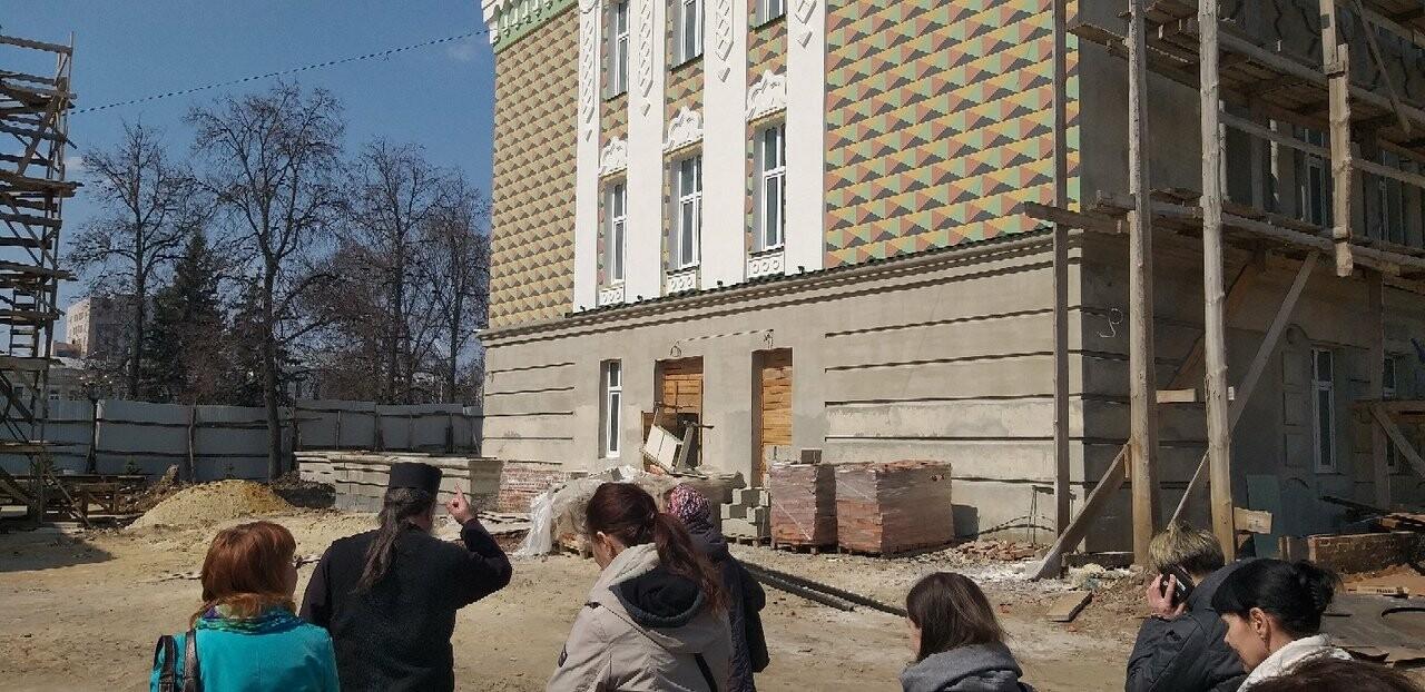 «Экскурсионный выходной» в Казанском монастыре, фото-5