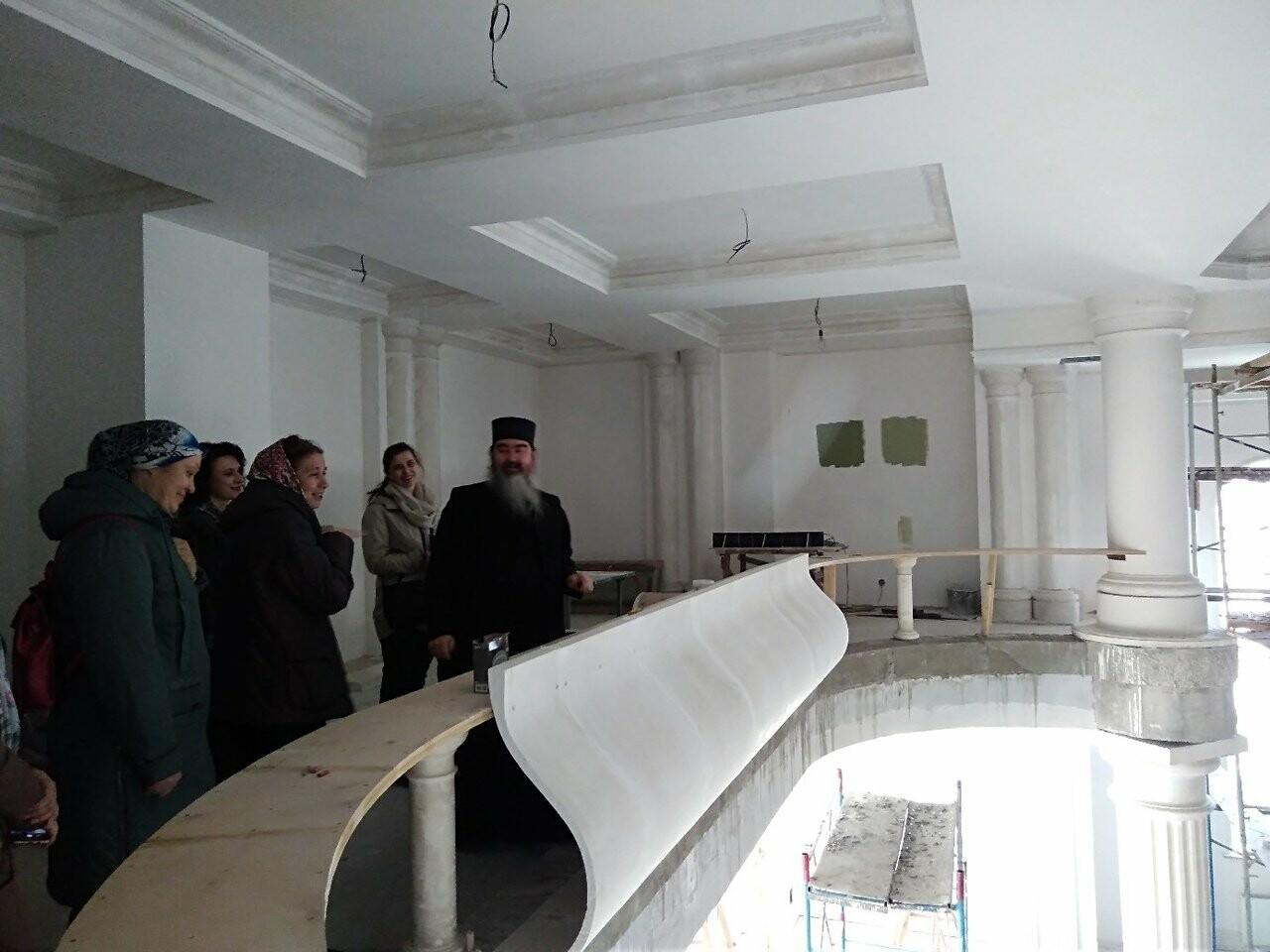 «Экскурсионный выходной» в Казанском монастыре, фото-9