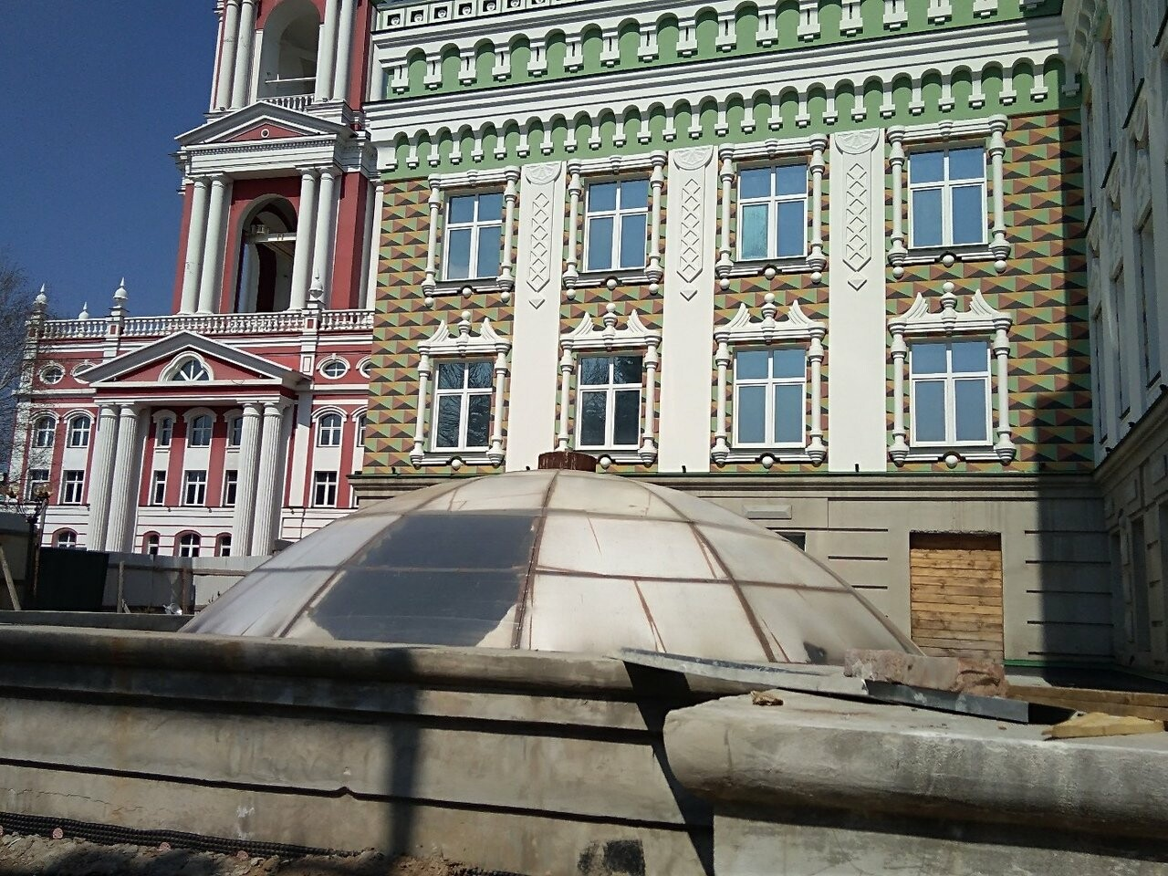 «Экскурсионный выходной» в Казанском монастыре, фото-7