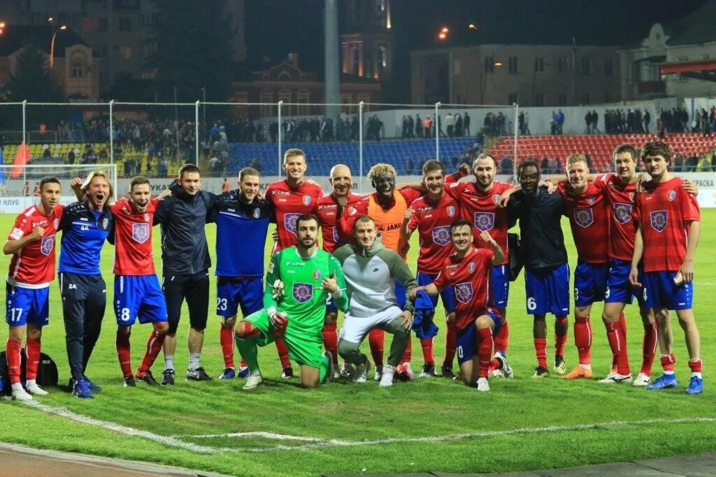 ФК «Тамбов» выигрывает в первом матче под руководством Александра Григоряна, фото-3