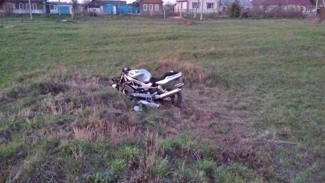 В Тамбовской области два мотоциклиста попали в больницу после ДТП, фото-3