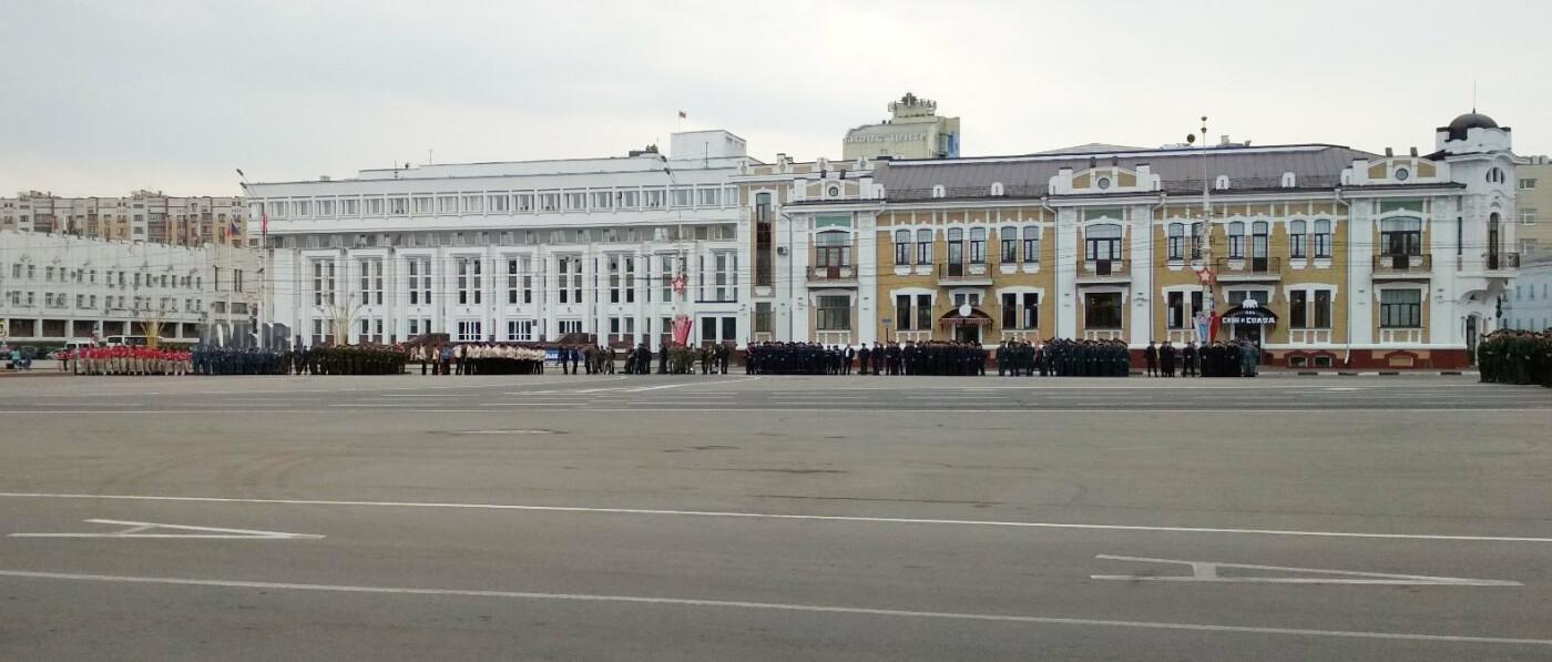 В Тамбове провели первую репетицию торжественного шествия ко Дню Победы, фото-2