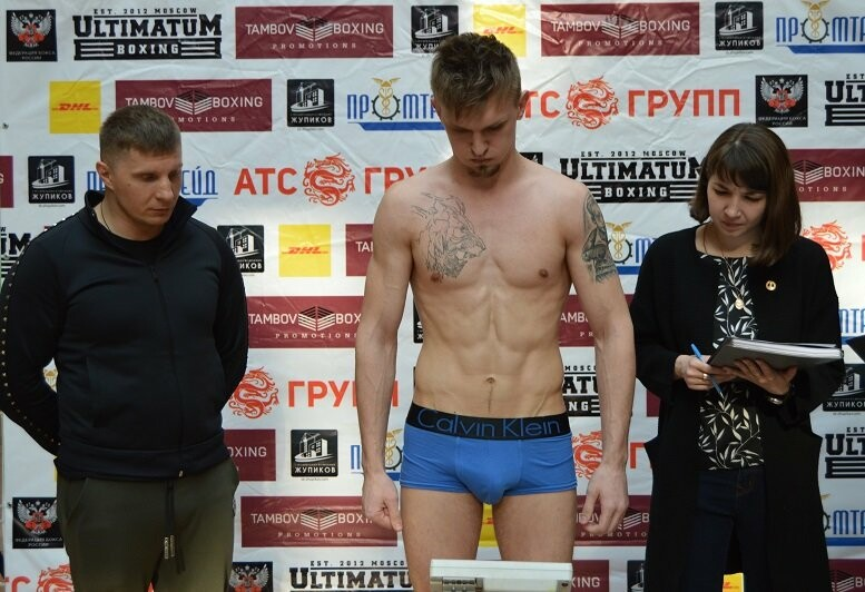 Тренировочные сборы, взвешивание и медкомиссия: как тамбовские боксеры готовились к выходу на ринг, фото-4