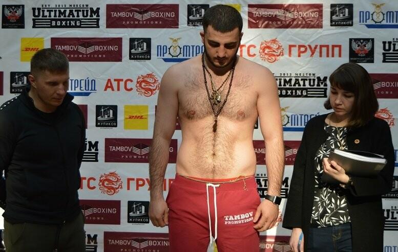 Тренировочные сборы, взвешивание и медкомиссия: как тамбовские боксеры готовились к выходу на ринг, фото-5
