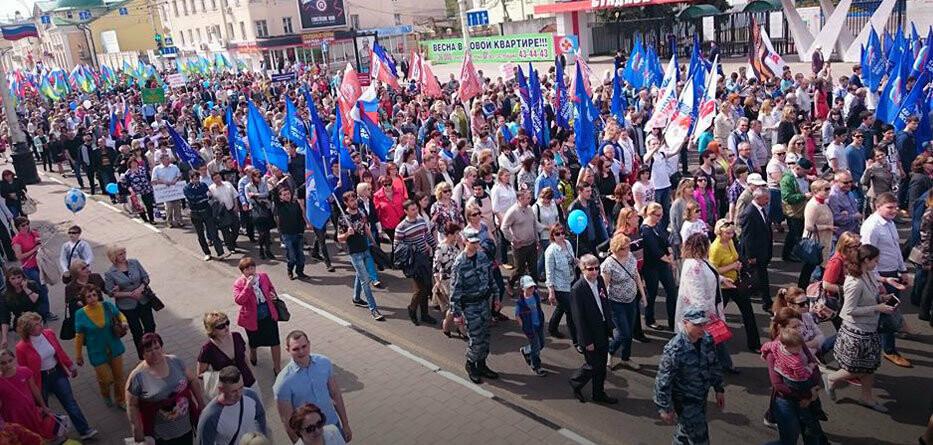 Полиция, Росгвардия и власти Тамбовщины обеспечат безопасность на майских праздниках, фото-1