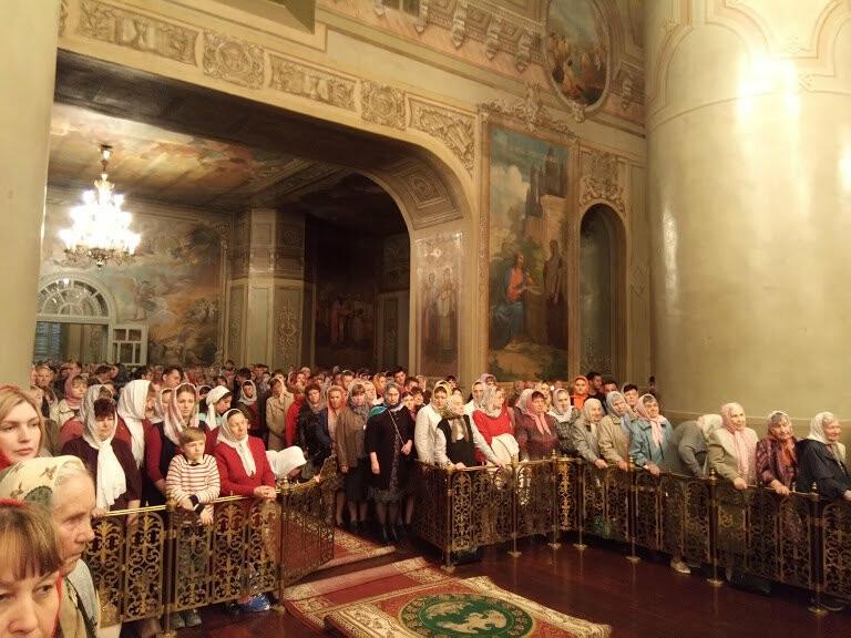 Православные тамбовчане встретили светлый праздник Христовой Пасхи, фото-2