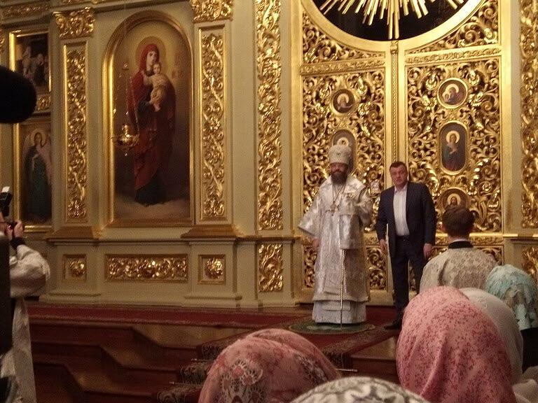 Православные тамбовчане встретили светлый праздник Христовой Пасхи, фото-1