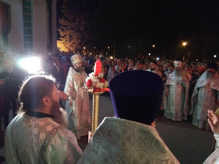 Православные тамбовчане встретили светлый праздник Христовой Пасхи, фото-4
