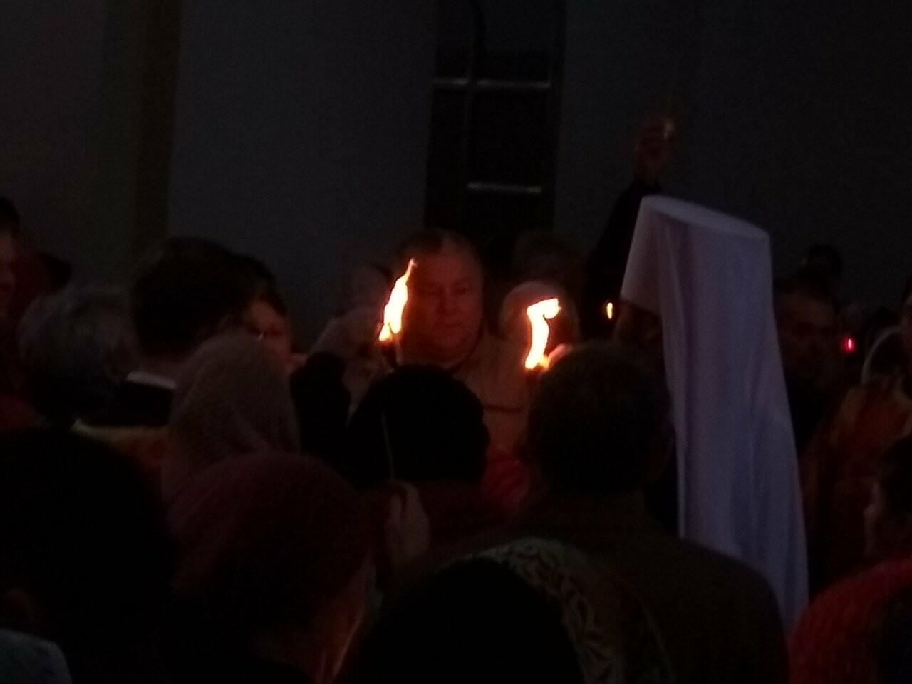Тамбовские верующие совершили пасхальный крестный ход по улицам Тамбова, фото-4