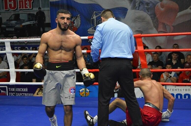 Тамбовский боксер Пеле Садоян – интернациональный чемпион по версии ProBoxing, фото-33
