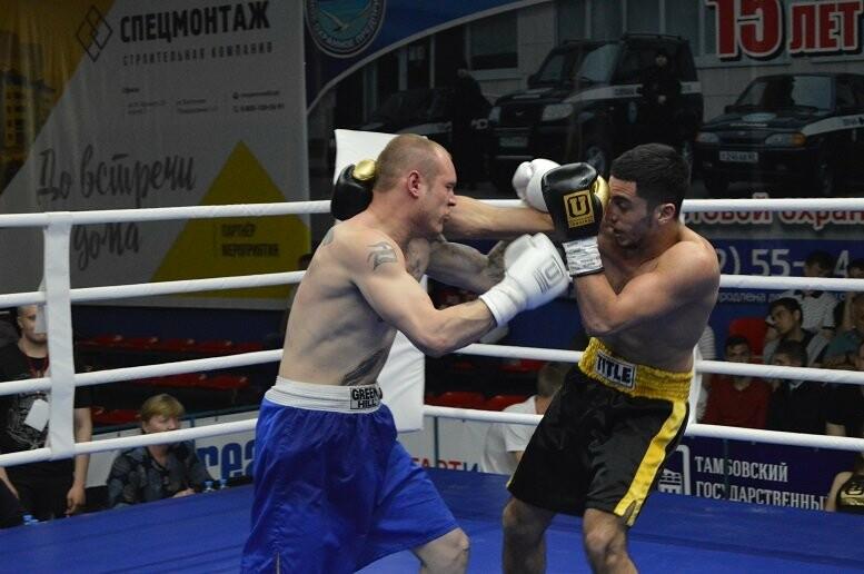 Тамбовский боксер Пеле Садоян – интернациональный чемпион по версии ProBoxing, фото-2