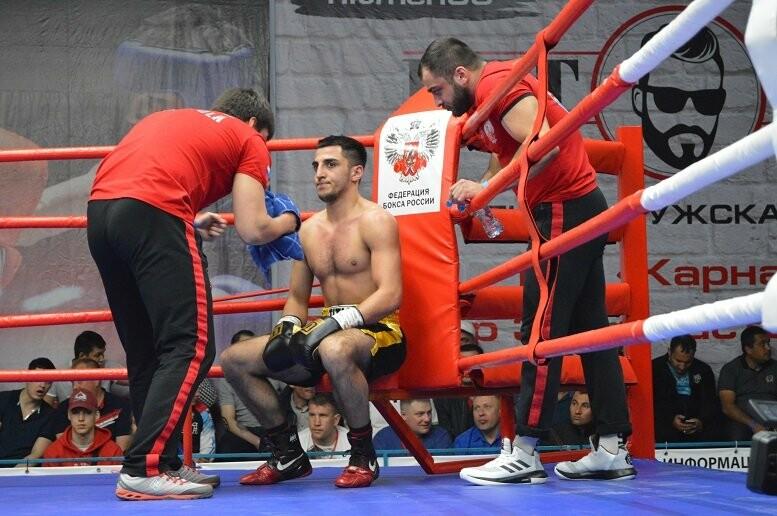 Тамбовский боксер Пеле Садоян – интернациональный чемпион по версии ProBoxing, фото-4