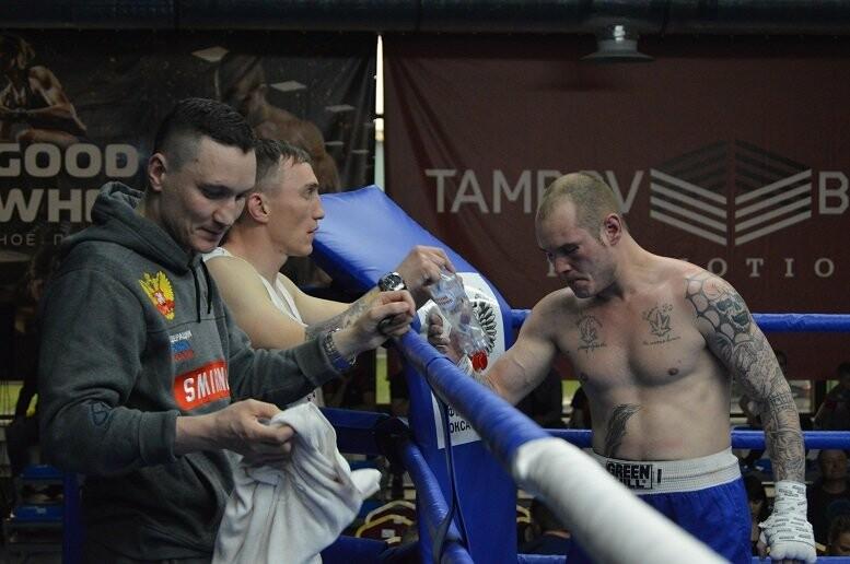 Тамбовский боксер Пеле Садоян – интернациональный чемпион по версии ProBoxing, фото-5