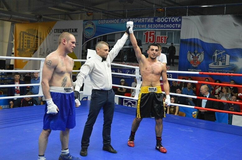 Тамбовский боксер Пеле Садоян – интернациональный чемпион по версии ProBoxing, фото-6