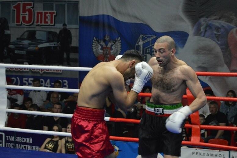 Тамбовский боксер Пеле Садоян – интернациональный чемпион по версии ProBoxing, фото-8