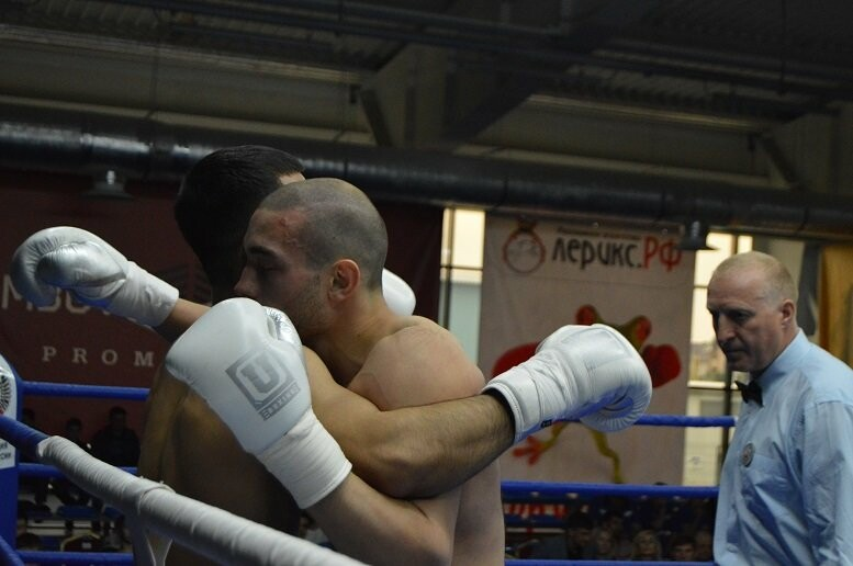 Тамбовский боксер Пеле Садоян – интернациональный чемпион по версии ProBoxing, фото-9