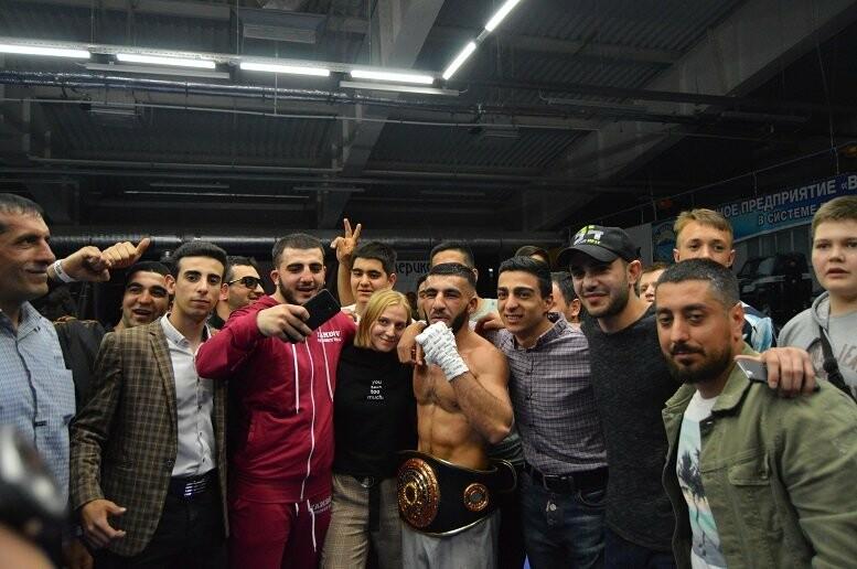 Тамбовский боксер Пеле Садоян – интернациональный чемпион по версии ProBoxing, фото-38