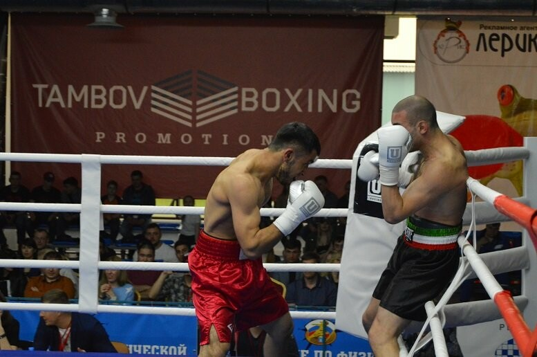 Тамбовский боксер Пеле Садоян – интернациональный чемпион по версии ProBoxing, фото-10