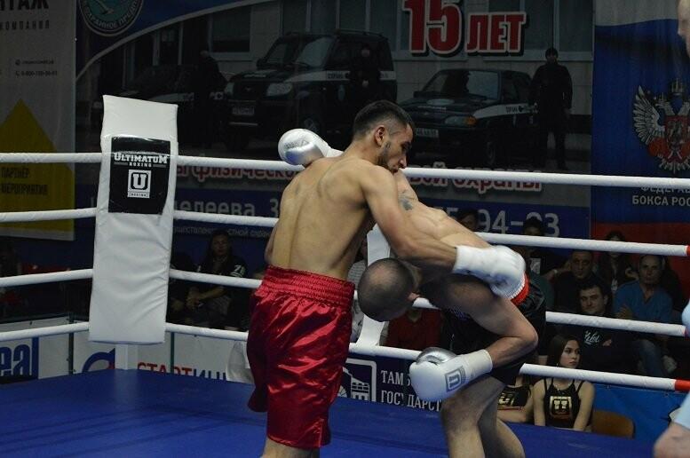 Тамбовский боксер Пеле Садоян – интернациональный чемпион по версии ProBoxing, фото-11