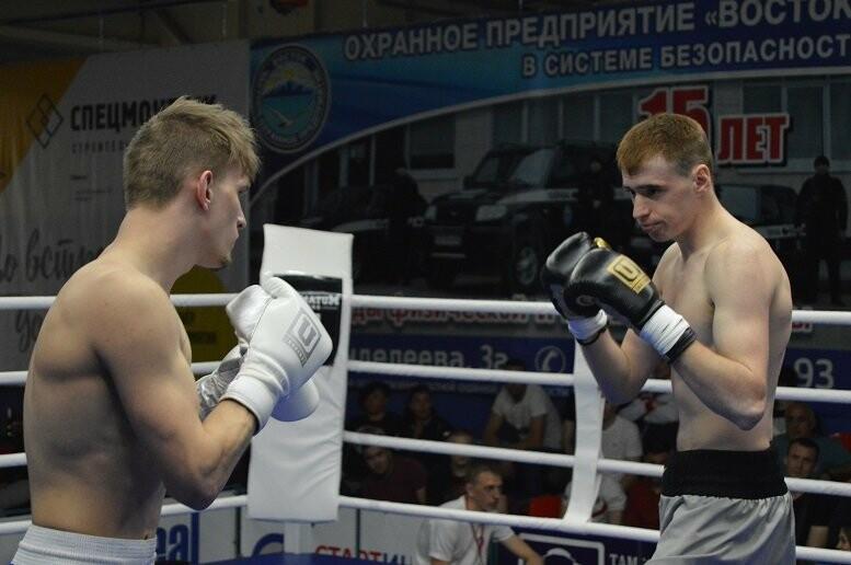 Тамбовский боксер Пеле Садоян – интернациональный чемпион по версии ProBoxing, фото-12