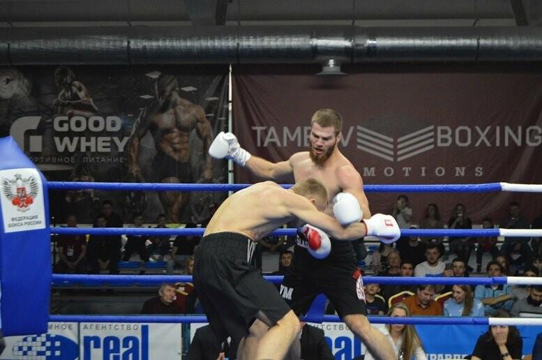 Тамбовский боксер Пеле Садоян – интернациональный чемпион по версии ProBoxing, фото-15