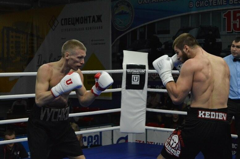 Тамбовский боксер Пеле Садоян – интернациональный чемпион по версии ProBoxing, фото-16