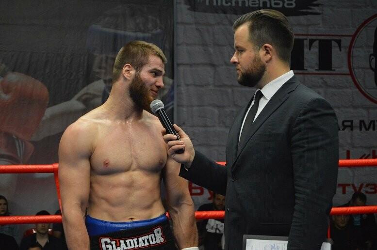 Тамбовский боксер Пеле Садоян – интернациональный чемпион по версии ProBoxing, фото-18