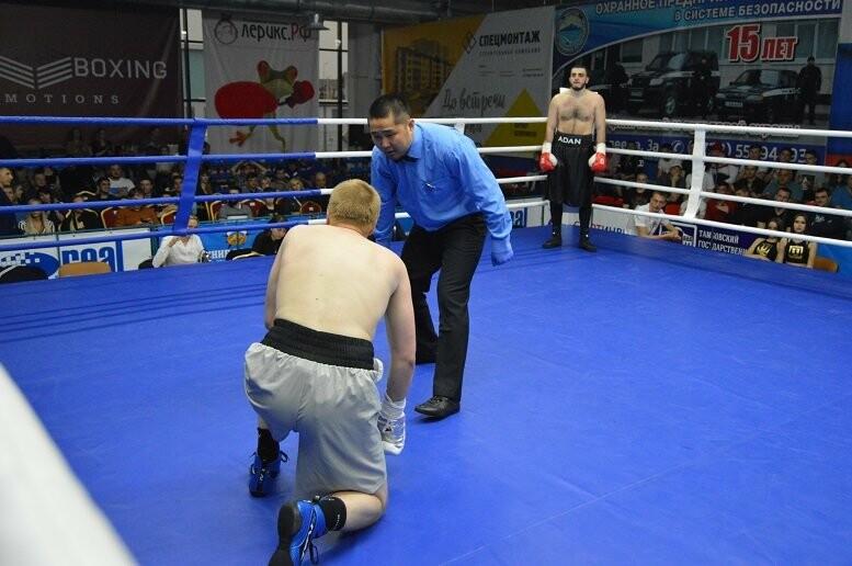 Тамбовский боксер Пеле Садоян – интернациональный чемпион по версии ProBoxing, фото-21