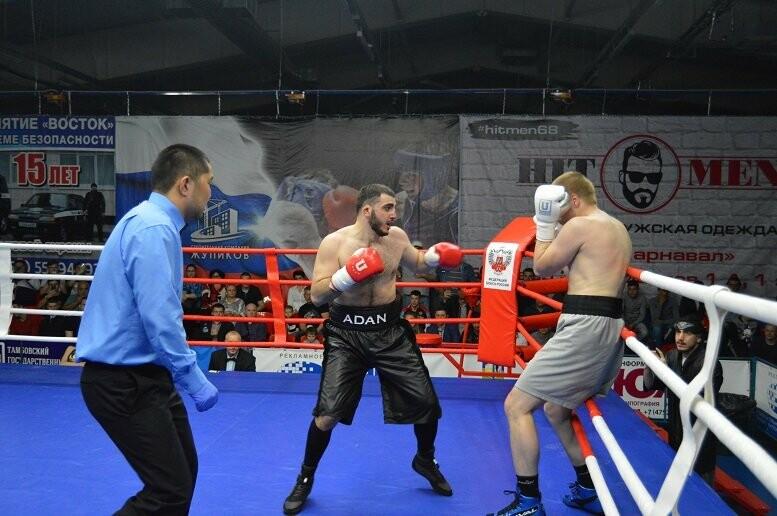 Тамбовский боксер Пеле Садоян – интернациональный чемпион по версии ProBoxing, фото-22