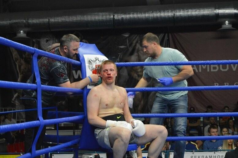 Тамбовский боксер Пеле Садоян – интернациональный чемпион по версии ProBoxing, фото-23
