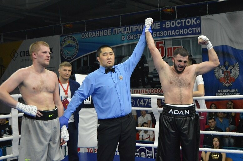 Тамбовский боксер Пеле Садоян – интернациональный чемпион по версии ProBoxing, фото-25