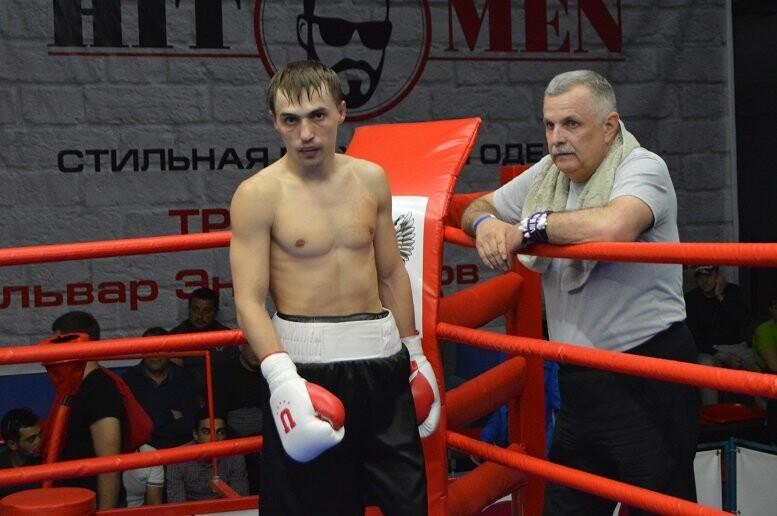 Тамбовский боксер Пеле Садоян – интернациональный чемпион по версии ProBoxing, фото-26