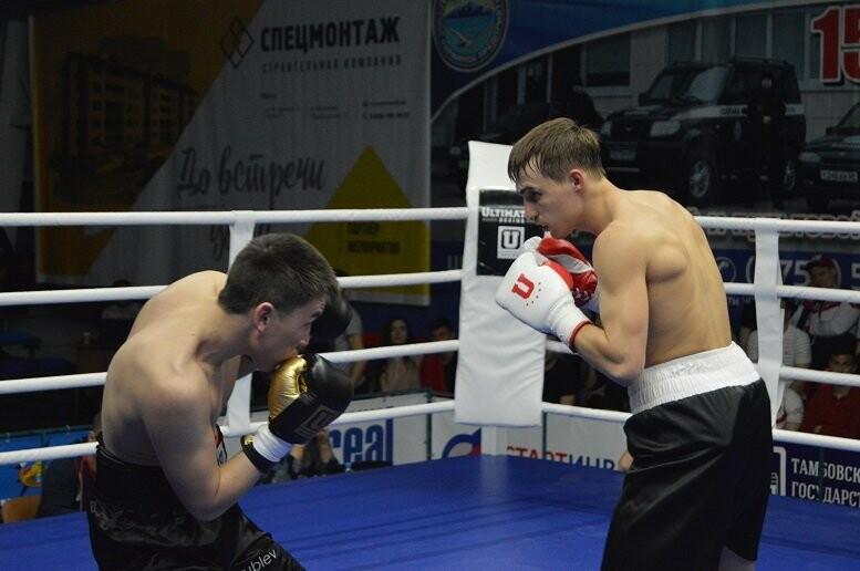 Тамбовский боксер Пеле Садоян – интернациональный чемпион по версии ProBoxing, фото-27
