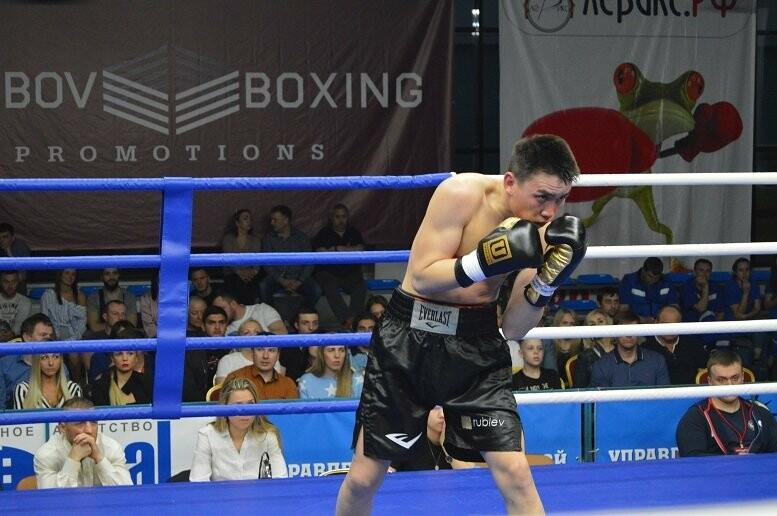 Тамбовский боксер Пеле Садоян – интернациональный чемпион по версии ProBoxing, фото-28