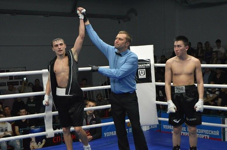 Тамбовский боксер Пеле Садоян – интернациональный чемпион по версии ProBoxing, фото-29