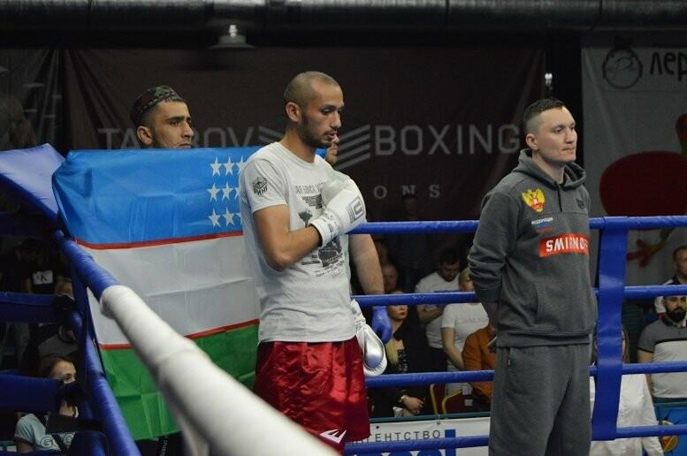 Тамбовский боксер Пеле Садоян – интернациональный чемпион по версии ProBoxing, фото-31